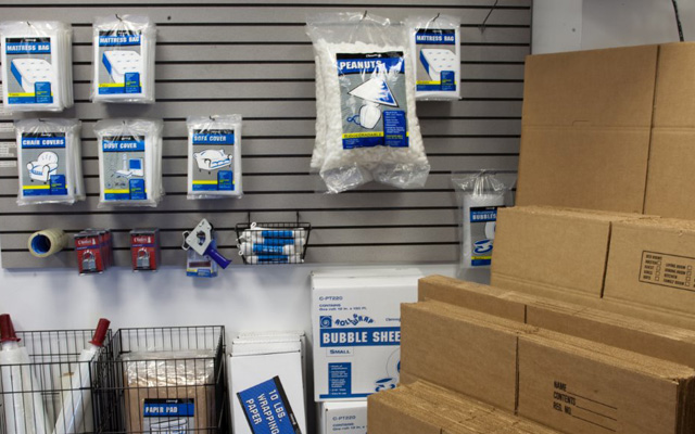 Moving & Packing Supplies | Affordable Secure Self Storage FL & GA